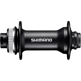 Shimano HB-MT400-B Nav Center-Lock Thru-akse sort